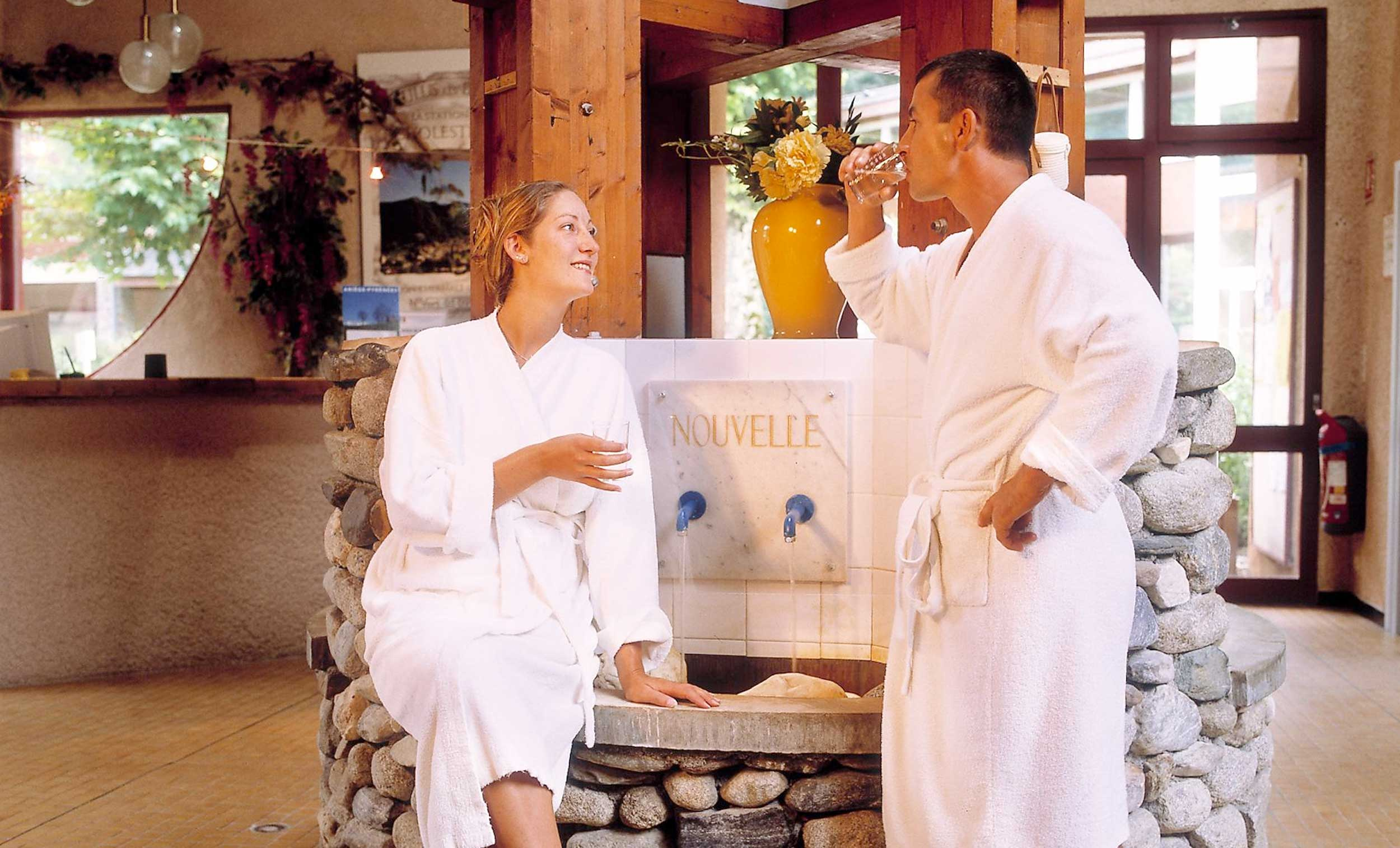 Thermes aulus les bains thermalinfos for Thermes bains les bains