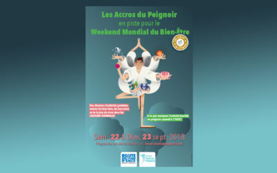 World Wellness Weekend – 22 & 23 Septembre 2018